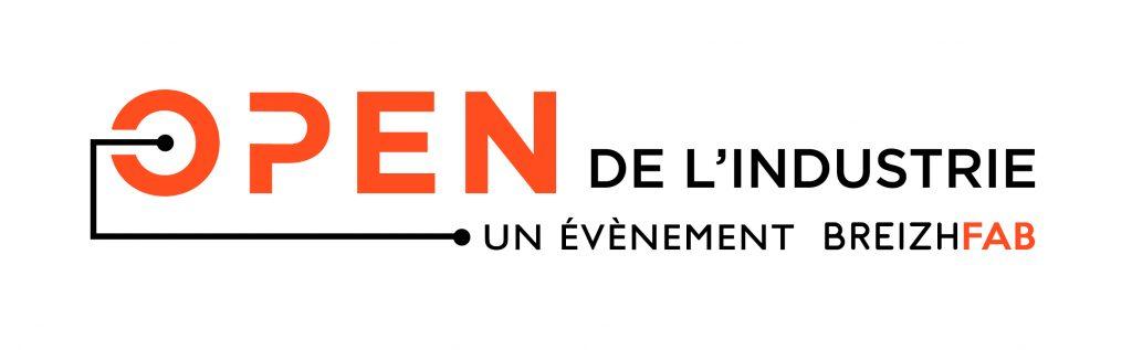 logo open de l'industrie