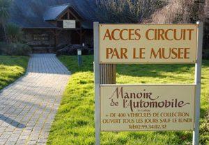 Musée automobile Lohéac