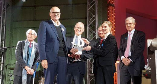 remise trophée Bretagne Ateliers