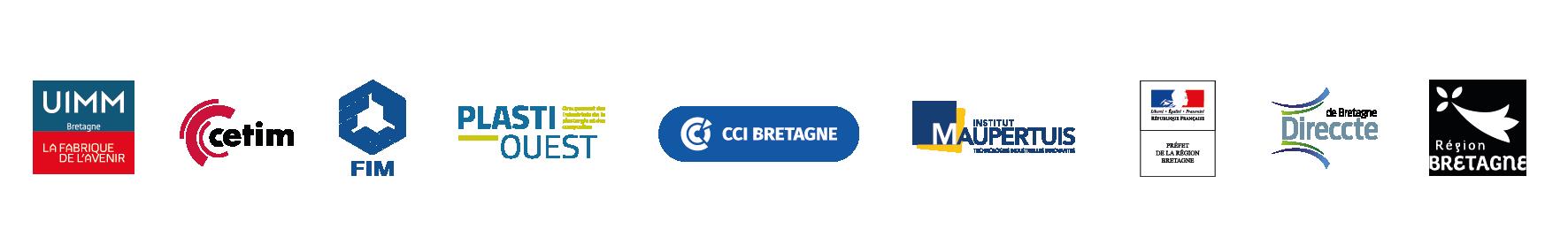 Bloc marque Partenaires - CDIB