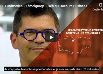 image : ST Industries - Témoignage - Défi sur-mesure Business