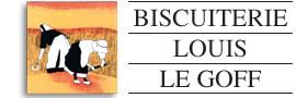 Logo - BISCUITERIE LOUIS LE GOFF
