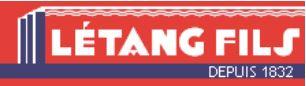 Logo - LETANG FILS