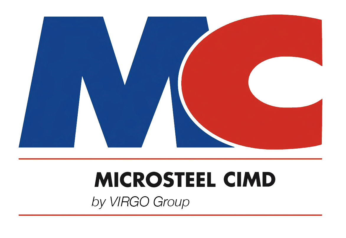 Logo - MICROSTEEL CIMD