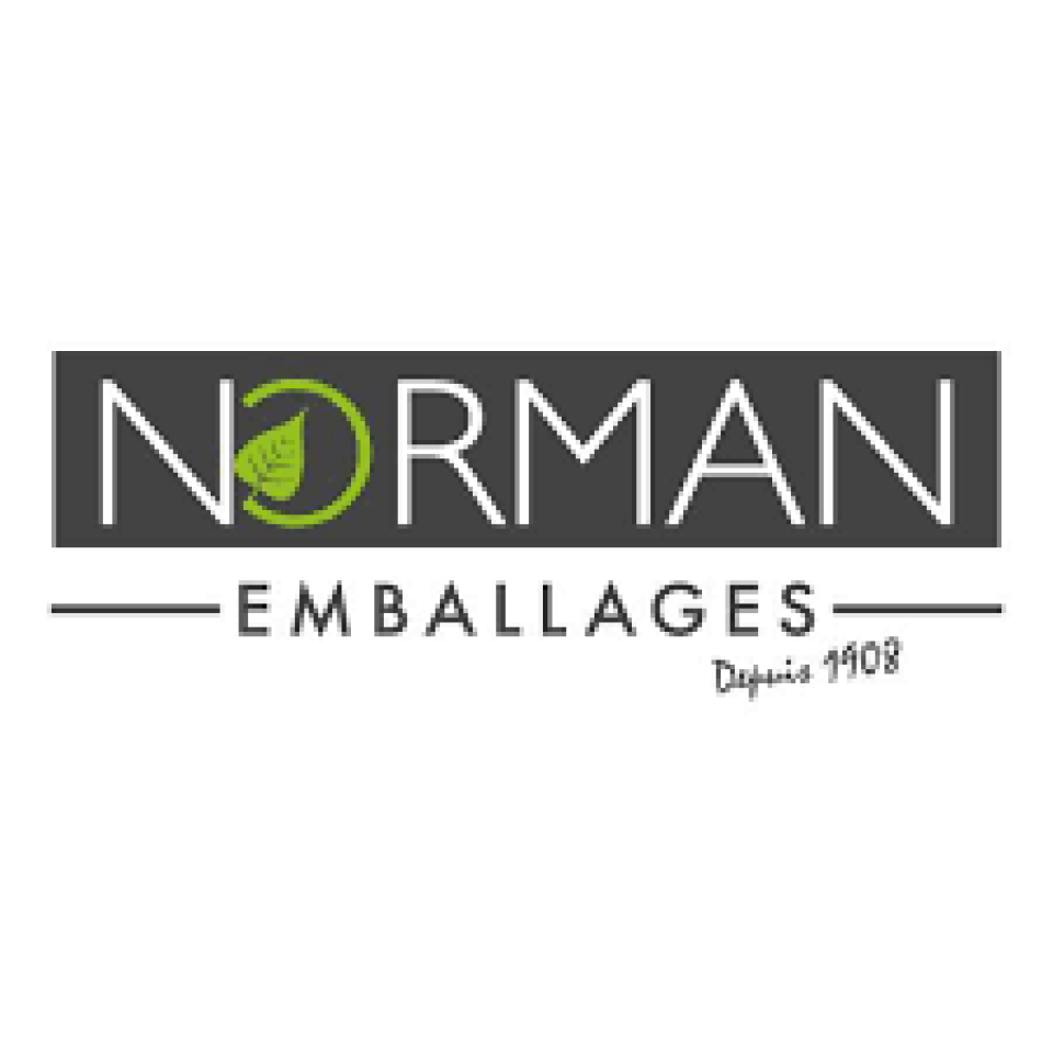 Logo - NORMAN EMBALLAGES