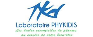 Logo - Laboratoire PHYKIDIS