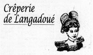 Logo - CREPERIE DE LANGADOUE
