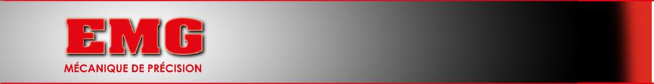Logo - EMG Usinage
