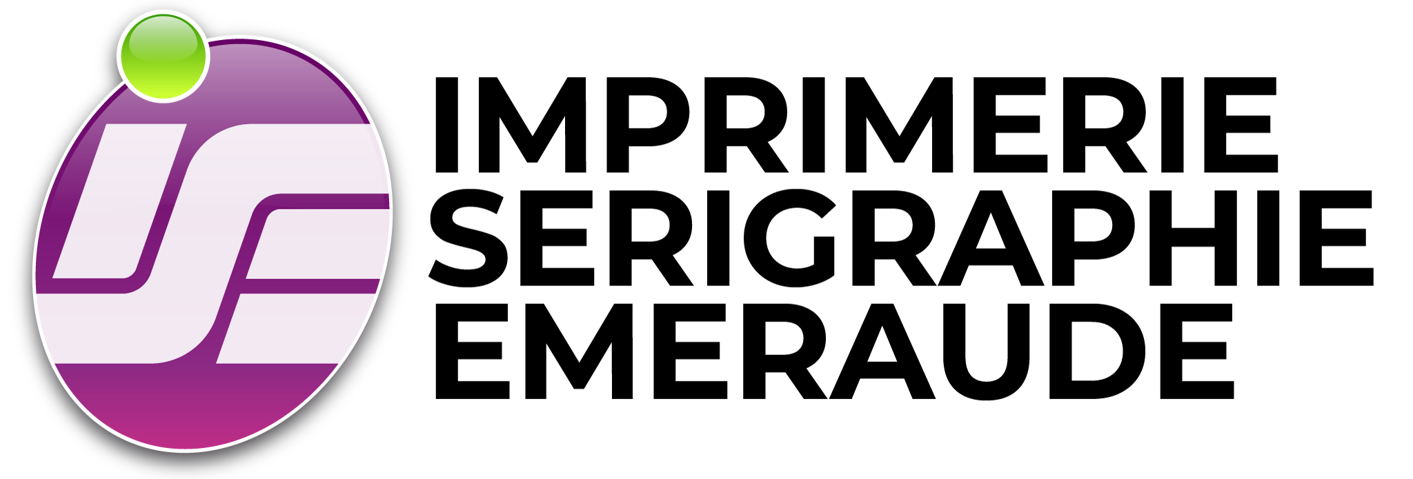 Logo - ISE IMPRIMERIE SERIGRAPHIE