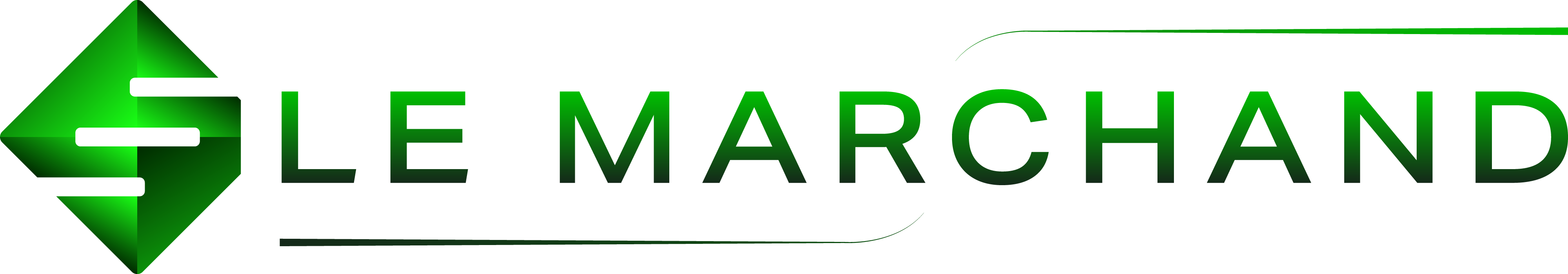 Logo - LE MARCHAND