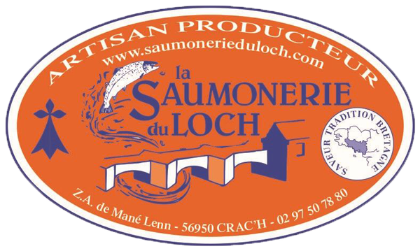 Logo - SAUMONERIE DU LOCH